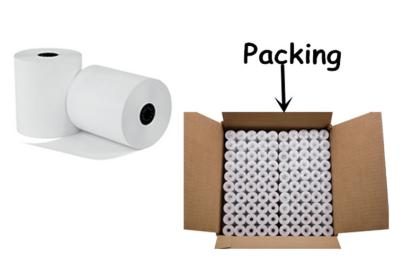 thermal fax paper rolls