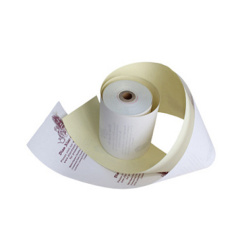 2-Ply Printed NCR Cash Register Paper Roll Thermal Paper Roll