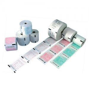 55g 80*150mm ATM Thermal Paper Rolls