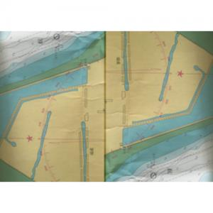 Chart Recorder Paper With Different Size For Navy