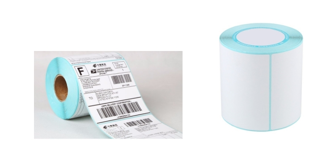 Hot Size Of 30*40mm Of Thermal Roll Labels