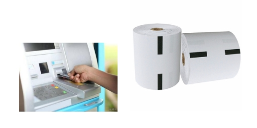 ATM Paper Roll Pos Thermal Printer Cash Registers