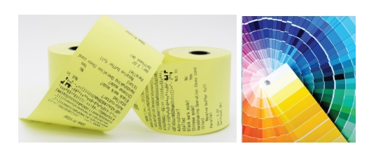 One Color Printing Rolls