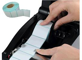 Adhesive Labels Roll