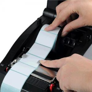 Hot sell Single row Removable Thermal paper /Blank adhesive roll sticker